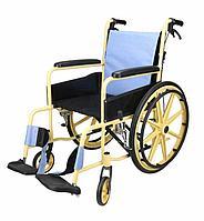 Лёгкая алюминиевая складная инвалидная коляска Zikun ZK 25B