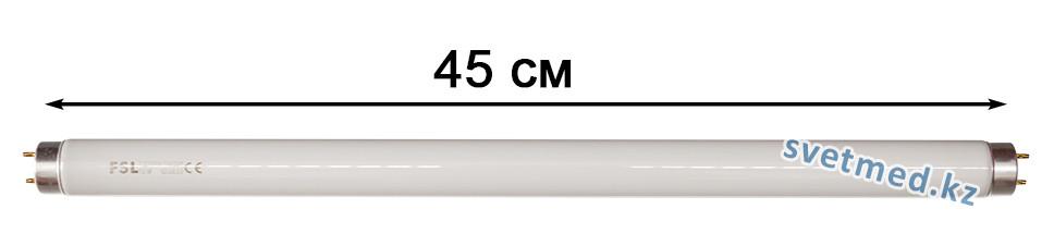 Люминесцентная лампа линейная T8 15W G13