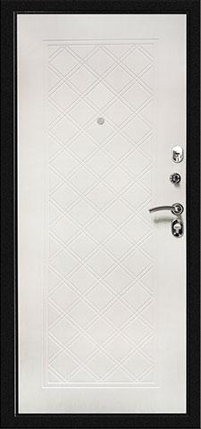 Металлическая дверь ФОРТЕ СИМПЛ 2066-880 R/L