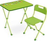 Набор детской мебели Ника КА2/С салатовый