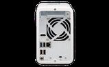 """QNAP TS-251D-2G Сетевой RAID-накопитель, 2 отсека 3,5""""/2,5"""", HDMI-порт. Intel Celeron J4005 2,0 ГГц (2,7 ГГц),, фото 2"""