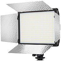 Двухцветная светодиодная панель для фото/видеокамер Jinbei EFII-20 Panel LED Bi-Color (2700K-6000K, 3900Lux)