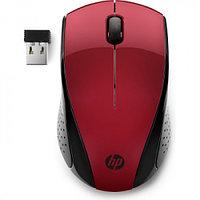 Беспроводная мышь HP 7KX10AA, 220, красная