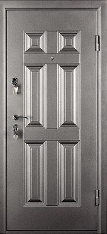 Металлическая дверь ВИКТОРИЯ 2066-880 R/L