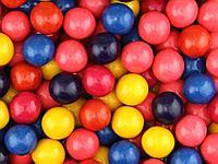Жевательная резинка Лесные ягоды 22мм в упаковке (200 шт)