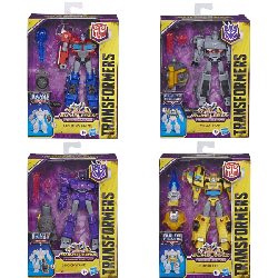 Transformers CyberVerse Трансформер Делюкс 12см