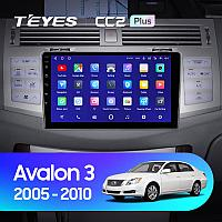Магнитола Teyes CC2L для Toyota Avalon 2005-2010