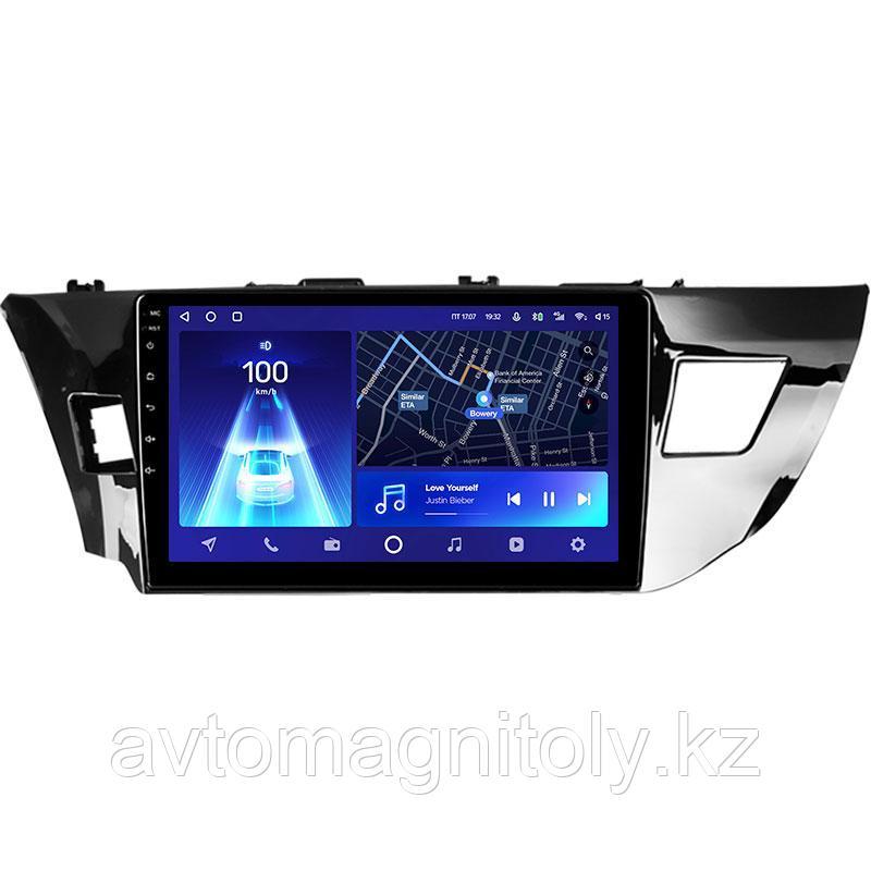 Магнитола Teyes CC2L для Toyota Corolla 2013-2016