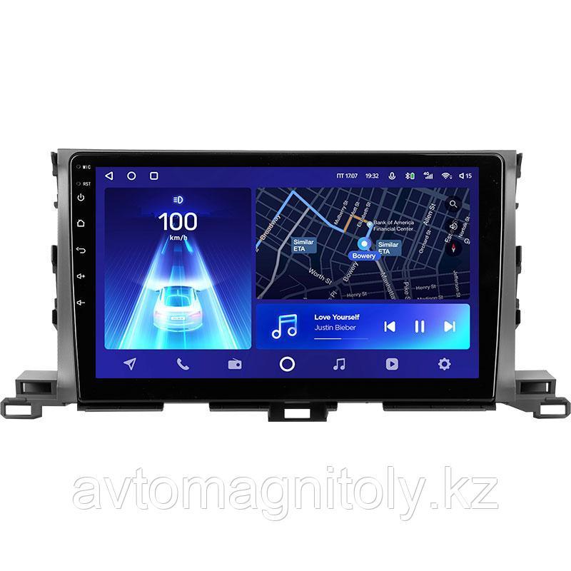 Магнитола Teyes CC2L для Toyota Highlander 2014-2019
