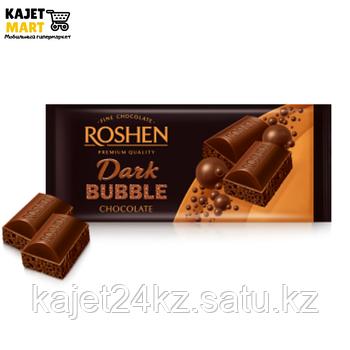Шоколад Рошен пористый экстрачерный 85г.