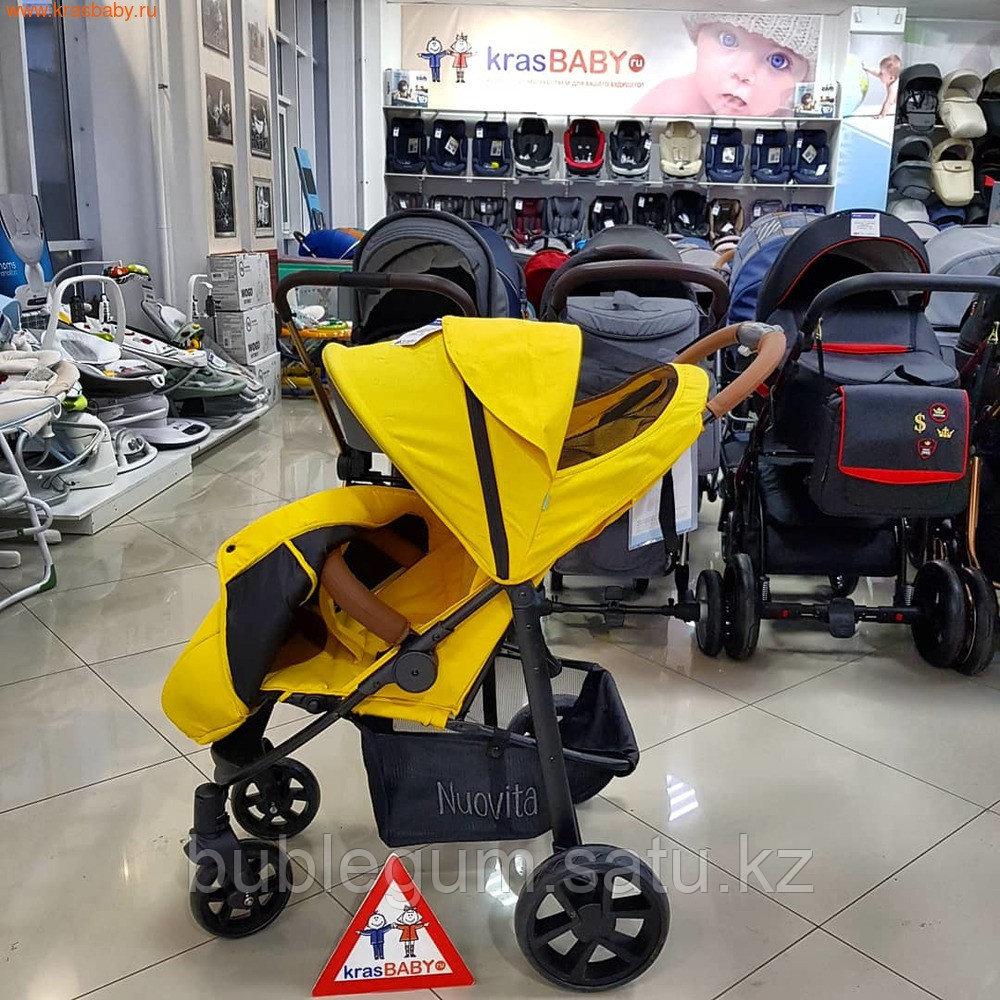 Прогулочная коляска Nuovita Corso (Giallo,Nero/Желтый,черный)