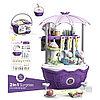 Игровой набор Pituso Фабрика мороженого в корзине 2в1