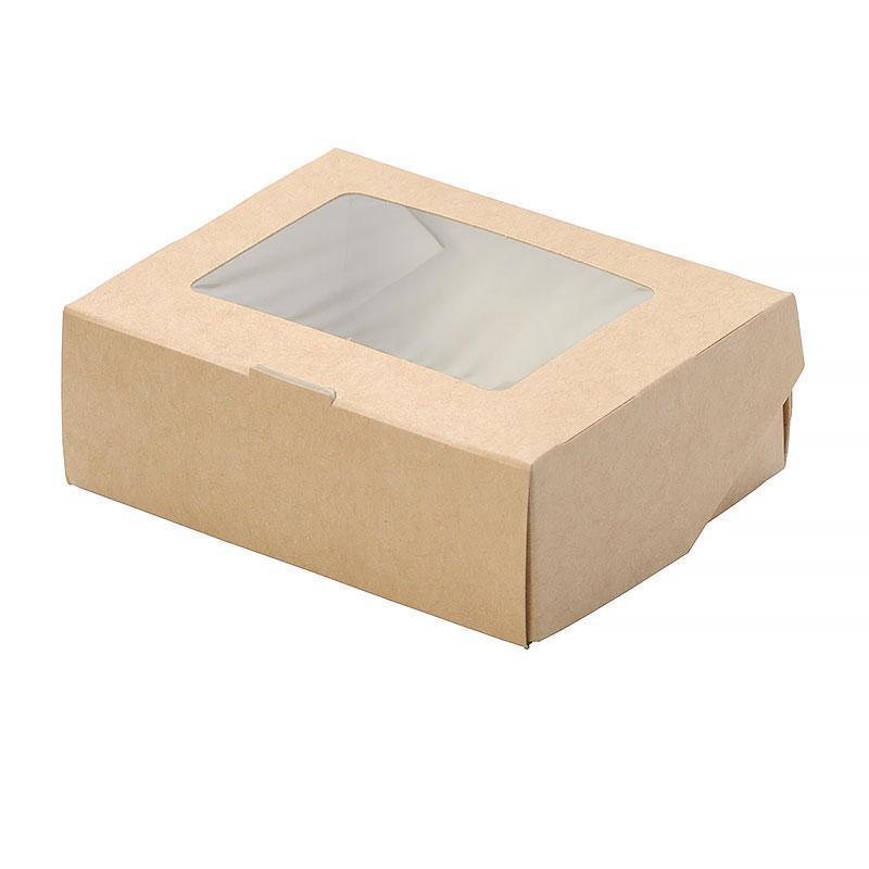 Коробка с окном 300мл 100*80*35 (Eco Tabox 300)