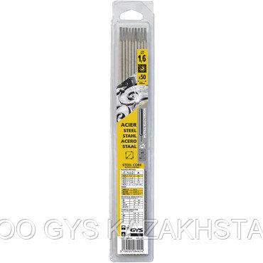 50 электродов сталь/рутил, Ø 1,6 мм (блистерная упаковка)