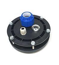 Оголовок герметичный скважинный ОГ 132-146/25 с проходной муфтой
