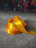 Атласная лента оранжевая , 2 см*25м