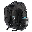 Рюкзак для инструмента Experte, 77 карманов, пластиковое дно, органайзер, 360 х 205 х 470 мм Gross, фото 5