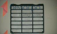 80-8401070 Решетка капота МТЗ верхняя