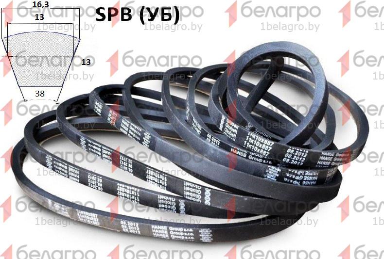 Ремень УБ(SPB)-2800 КРН-2,1