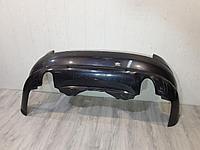 4E0807303EGRU Бампер задний для Audi A8 S8 D3 2002-2010 Б/У