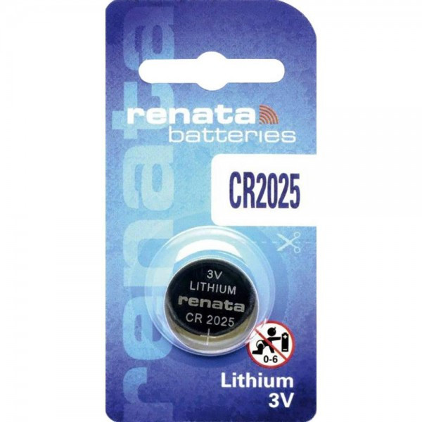 Батарейка RENATA CR2025