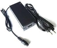Зарядное устройство сетевое 67.2V 2A 3 pin 12mm для гироскутера / моноколеса