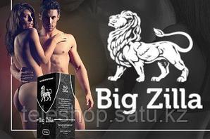 Big Zilla капли для сильной  потенции, биг зилла