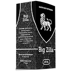 Big Zilla капли для сильной  потенции, биг зилла, фото 4