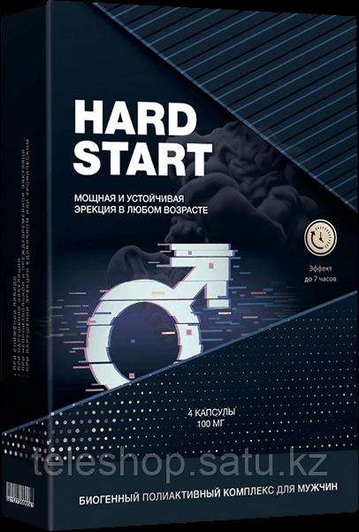 HardStart – это эффективное натуральное средство для мощной потенции в любом возрасте.