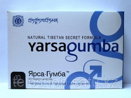 Ярсагумба Форте для потенции (Yarsagumba Forte)
