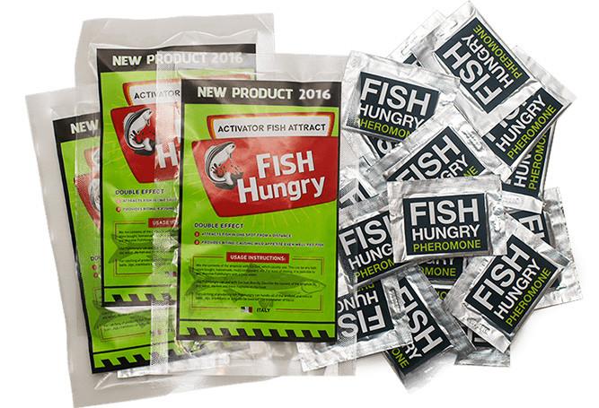 Активатор клева Fish Hungry (фиш хангри) для всех видов рыб - фото 7