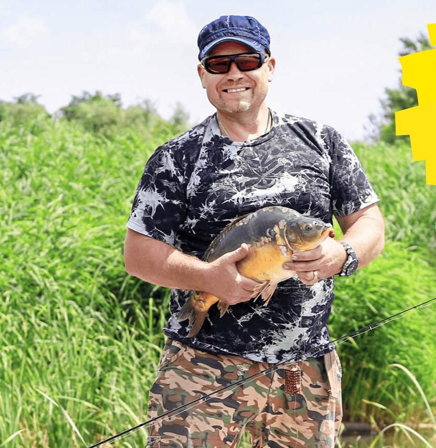 Активатор клева Fish Hungry (фиш хангри) для всех видов рыб - фото 9