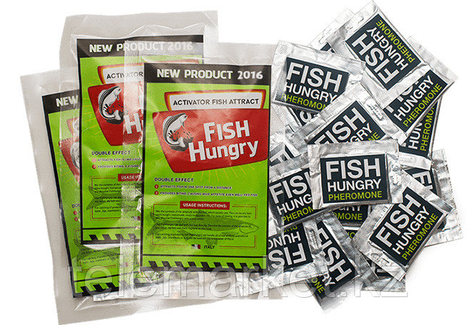 Активатор клева FishHungry сильная приманка для всех видов рыб - фото 6
