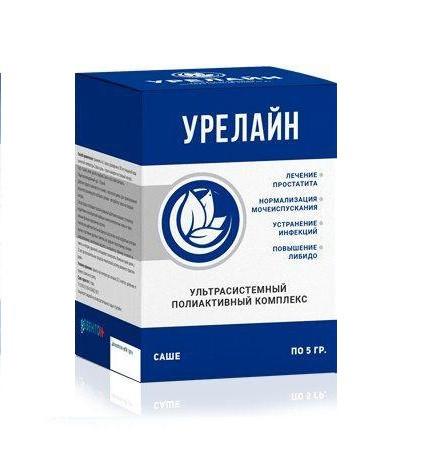 Урелайн усиленное средство для лечения простатита - фото 3