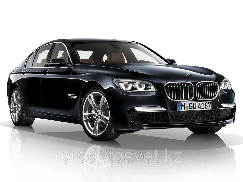 Переходные рамки на 2013-2015 BMW 7 series F01 use ZKW AFS bracket + H/L module