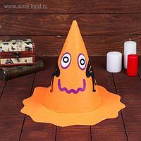Карнавальная шляпа «Паучок»