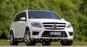Переходные рамки на Mercedes-Benz ML GL 166 AFS + H/L module