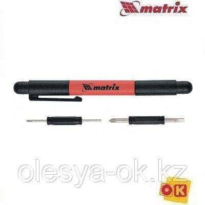 Ручка-отвертка для точных работ MATRIX. 11598