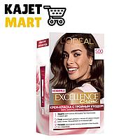 EXCELLENCE Стойкая краска для волос L'Oreal Paris Excellence Creme оттенок 5.00 176 мл