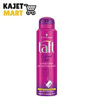Спрей для волос сухой Taft Casual Chic для текстуры волос, 150 мл