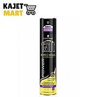Лак для волос Schwarzkopf Taft Power Экспресс-укладка Сухая фиксация - отзывы