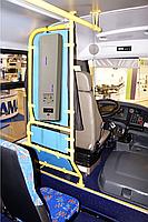 Автобусный УФ бактерицидный рециркулятор воздуха