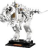 Конструктор Аналог лего Lego Creator 21320, Lari 11449 Кости динозавров, фото 8