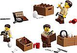 Конструктор Аналог лего Lego Creator 21320, Lari 11449 Кости динозавров, фото 2