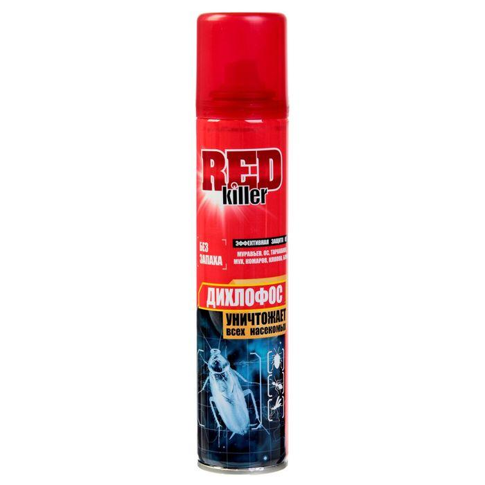 Дихлофос Red Killer  180 мл.