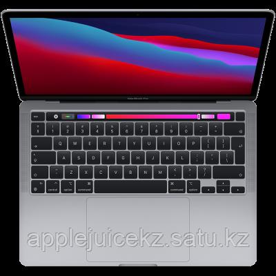 "Apple MacBook Pro 13"" (M1, 2020) 8 ГБ, 512 ГБ SSD, Touch Bar, «серый космос»"