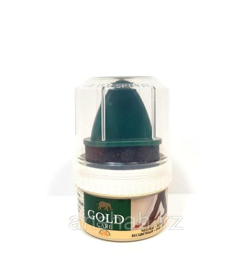 Крем для обуви стакан Gold чер.