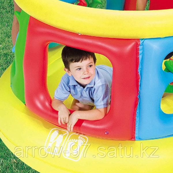 Детский надувной батут круглый BESTWAY - фото 4