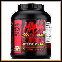Mutant Mass XXXTREME 2500, 3.2кг (Печенье со сливками)