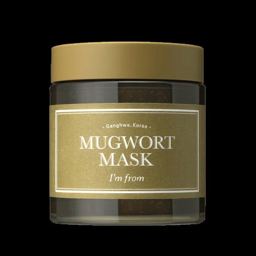 Очищающая маска с полынью для проблемной кожи, I'm From Mugwort Mask